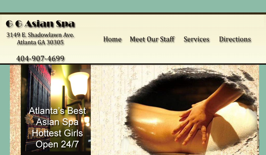 Asian massage and atlanta
